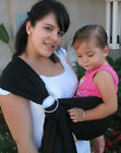 New LittleRubi ALUMINUM Ring sling baby child carrier Choose color Adjustable