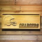 San Diego Chargers Helmet 3D Wooden Sign $187.0 USD on eBay