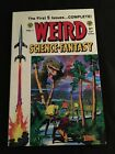 WEIRD SCIENCE-FANTASY Annual #1 Softcover