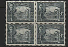 Jamaica 1944 4.5d SG137a perf 13 MNH unmounted mint block 4 stamps