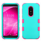 For Alcatel Revvl 2 IMPACT TUFF HYBRID Protector Case Skin Phone Cover Accessory