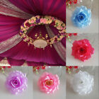 Silk Flowers Party Home Wedding Artificial Flowers Flower Heads Decor Colorful