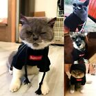 Pet Puppy Clothes Shirt Dog Hoodie Jumper Winter Apparel Sweater Coat Jacket