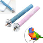 Pet Bird Quartz Sand Stick Canary Parrot Chew Toy Paw Grinding Clean Parakeet