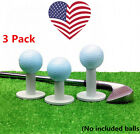 Rubber Tees Holder For Golf Driving Mat Range Tee Durable 3 Pack Practice US