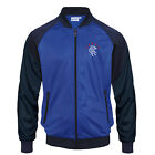 Rangers FC Official Soccer Gift Mens Retro Track Top Jacket