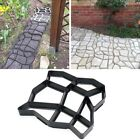 Внешний вид - DIY Plastic Path Makers Mold Manually Paving Cement Brick Molder Garden Decor