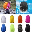 Внешний вид - Rain Dust Waterproof Bag Backpack Dry Cover Travel Back Pack Rucksack Poncho