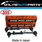 2 x Side Rods (Inner + Outer Tie Rod Ends) Hilux LN107R LN111R LN167R LN172R