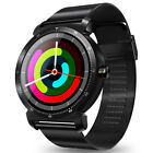 Touch Smartwatch Bluetooth Heart Rate Test Pedometer Sleep Monitor Smart Watch