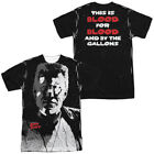 Authentic Sini City Movie Marv Poster Blood Sublimation ALL Front Back T-shirt