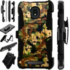 LUXGUARD For Onyx / Feller / Miro Phone Case Holster Cover ARTISTIC CAMO GREEN