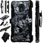 LUXGUARD For Onyx / Feller / Miro Phone Case Holster Cover ARTISTIC CAMO GRAY