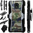 LUXGUARD For Onyx / Feller / Miro Phone Case Holster Cover CAMO MULTI CROSSHATCH