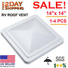 Universal Roof Vent Cover Replacement Lid Camper Trailer Motorhome RV Ventline