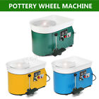 250W Electric Pottery Wheel Machine Ceramic Work Clay Art Craft DIY 220V 3 Types image