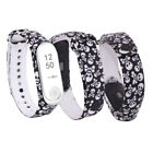 For Xiaomi 3 Watch Printing Replacement Silicone Strap Wristband Wrist Bands