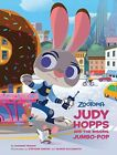 NEW - Zootopia: Judy Hopps and the Missing Jumbo-Pop by Suzanne Francis