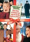 HOME ALONE/CHIRSTMAS CAROL/JINGLE ALL THE WAY/MIRACLE ON 34TH ST (4-DVD Set) NEW