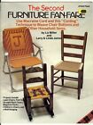 The SECOND FURNITURE FAN-FARE Macrame Pattern Book~CHAIRS-STOOLS-LAWN-MAG. RACKS