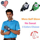 Golf Glove 1 Pack No Sweat No-Slip Weather Sof Hot Wet Rain Grip Left Right Hand