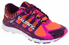 Salming Women's Speed 5 Running Shoe Style 1287023 8835 Orange/Orchid