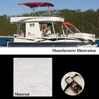 Sun+Tracker+08+Pb18+Party+Barge+18+Ft+Oem+White+Pontoon+Boat+Cover+144277