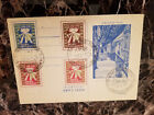 1947 Meerbeck Displaced Persons DP Camp Cover Germany Lithiania Philatelic Conve