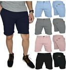 Kyпить Mens Stretch Chino Shorts Casual Flat Front Slim Fit Spandex Half Pant на еВаy.соm
