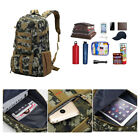 50L Tactical Backpack Waterproof Bag for Outdoor Climbing Hiking Backpack GIFT