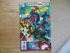 1993 VINTAGE AMAZING SPIDER-MAN # 383 NOVA SIGNED BY MARK BAGLEY, WITH POA