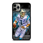 CAM NEWTON CAROLINA PANTHERS iPhone 6/6S 7 8 Plus X/XS XR 11 Pro Max Case Cover $15.9 USD on eBay