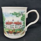 George Washington's Mount Vernon Estate & Gardens Fine Porcelain Mug