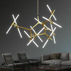 FixedPriceindustrial modern metal glass branch chandeliers lighting pendant ceiling light