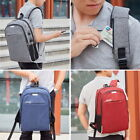 Unisex  Laptop Backpack Travel Business School Bag with USB Charging Port
