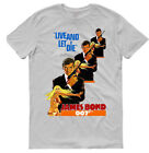 LIVE AND LET DIE , 1973,  OLD MOVIE ,100% COTTON ,MENS T-SHIRT , G0013 $23.79 CAD on eBay