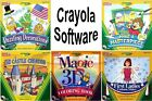 Crayola Software Kids Edutainment Assortment PC Windows