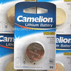 Camelion CR2450 DL2450 ECR2450 Batteries 3v Lithium Coin Cell Use By Exp 2023