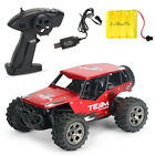 2.4GHz 1/18 Remote Control Alloy Off-Road Truck RC Car Model Children Toy Gifts