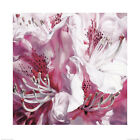 Sarah Caswell Froth and Flounce Art Print 60 x 60 cm Officially Licensed