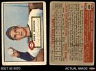 1952 Topps #297 Andy Seminick Reds GOOD