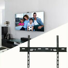"Ultra Slim TV Wall Mount Flat Bracket for 26""-72"" Up to 600 x 400 W/ Screws Kit"
