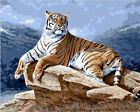 Paint By Number Kit King of The Forest Tiger DIY Art Painting HY7018