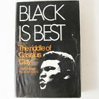 Black Is Best: The Riddle of Cassius Clay By Jack Olsen - 1967 HCDJ 1st Ed