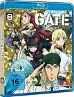 Gate - Blu-ray 8 Deutsch Blu-ray Disc Deutsch 2018