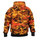 Rothco 3690 Camouflage Pullover Hooded Sweatshirt