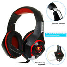 GM-1 Gaming Headset LED Earphone Headphone Mic For PS4 PC Laptop Samsung iPhone