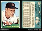 1965 Topps #315 Frank Malzone Red Sox EX/MT