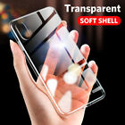 New Transparent Shockproof Soft TPU Phone Case for iPone 6 7 8 Plus X XR XSMAX