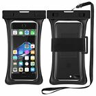 [Floating] Waterproof Phone Pouch, Dry Bag Case for iPhone X 8 8 Plus 7 7